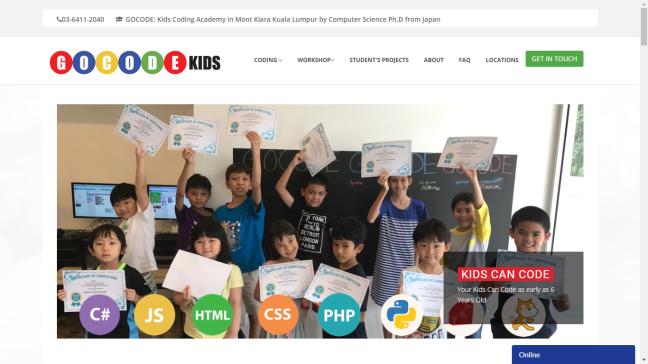 go code kids